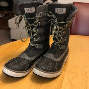 UGG Baroness Winter Boots Size 7